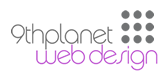 9thPlanet webdesign