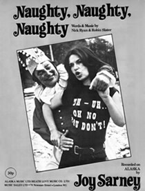 Naughty, naughty - Joy Sarney